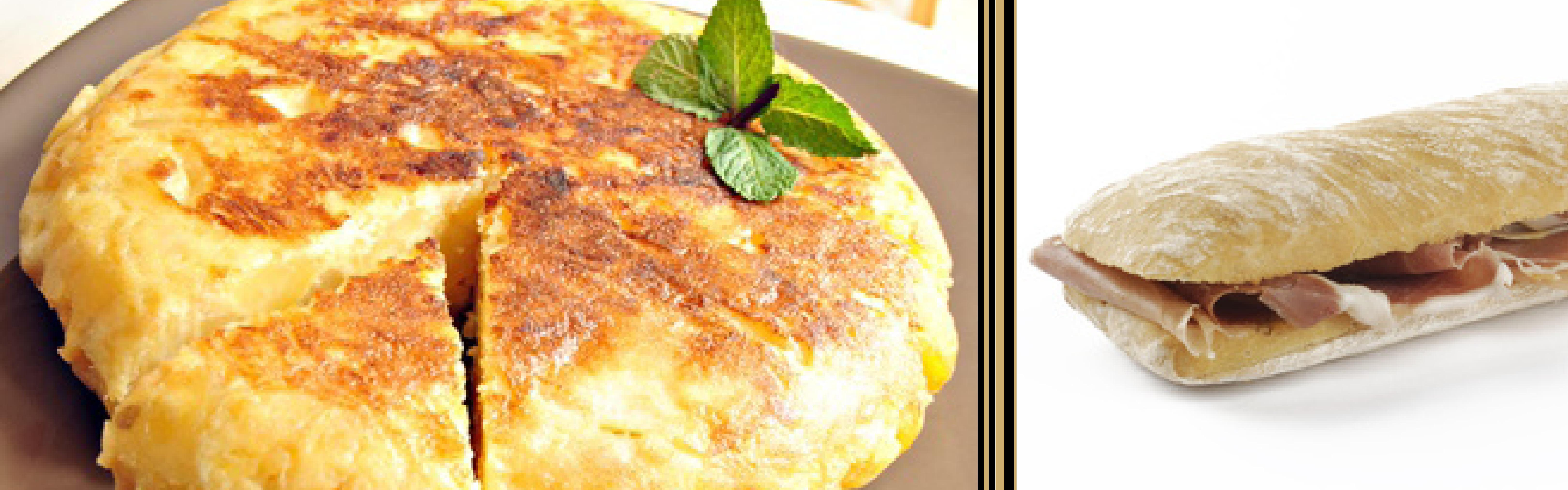 Descubre todas las opciones en comida para llevar de Cafetería Mesón La Cortijana